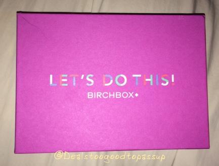 Birchbox January 2015
