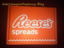 Influenster Reeses 4