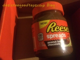 Influensters Reese 3