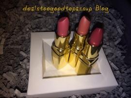 Julep Lipstick Trio