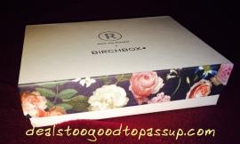 Birchbox February 2015 box 2