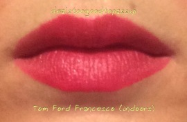 Lips Tom Ford Francesco inside