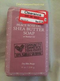 Shea Soap 1