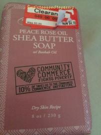 Shea Soap 2