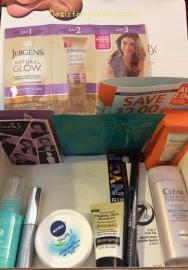 WalMart Beauty Box Summer 2015