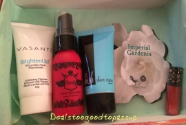 Birchbox 3 April 2015