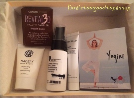 Birchbox 3 May 2015