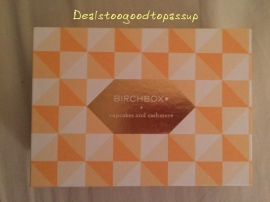 Birchbox May 2015 C&C
