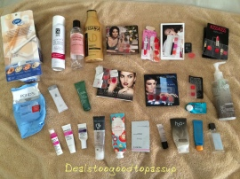 Empties May 2015