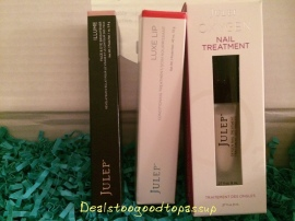 Julep April 2015 Base Box