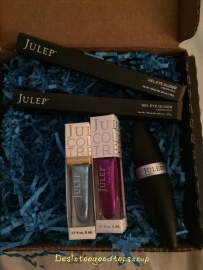 Julep Sweet Steal and March 2015 Gemstone