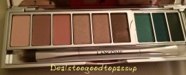 Lancome French Eye Palette 4