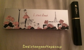 Lancome French Eye Palette 5