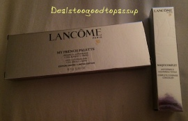 Lancome French Eye Palette 9