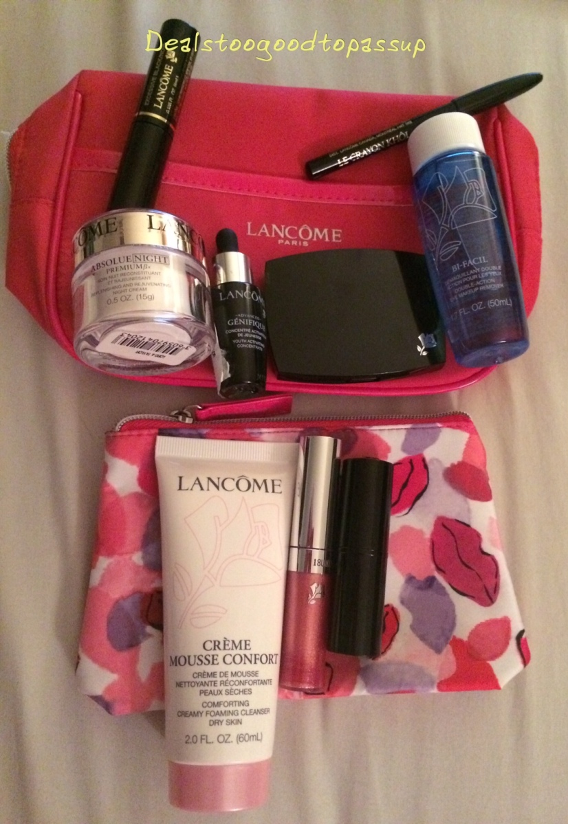 My First Makeup Love, Lancome, Will Always Be a Gift With Purchase King