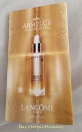 Lancome Oil 4