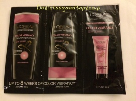 Loreal Advanced Haircare Sample 3