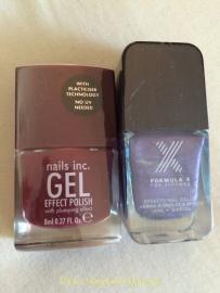 Sephora June 2015 polishes