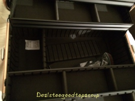 Sephora Train Case 2