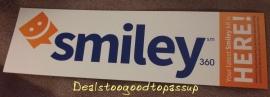 Smiley360 card