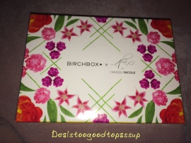 Birchbox Candidly Nicole