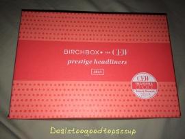 Birchbox CEW Prestige 2