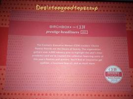 Birchbox CEW Prestige 4