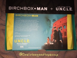 Birchbox Man September 2015 2