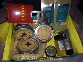 Birchbox Man September 2015 3