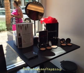 CoverFX Station 2