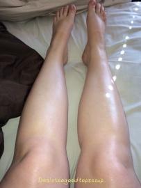 legs before