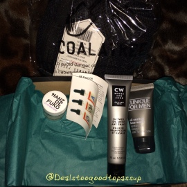 Birchbox Man October 2015 2