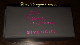 Givenchy 100 point perk 4