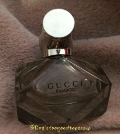 Gucci Bamboo Bottle