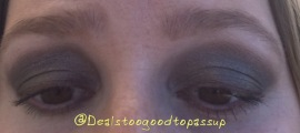 Urban Decay Smokey 3