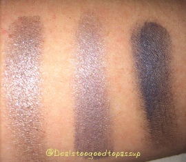 Urban Decay Smoky 2