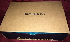 Birchbox Man November 2015 2