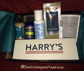 Birchbox Man November 2015