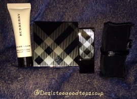 Burberry Mini Beauty Box 9