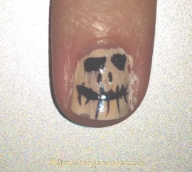 Halloween Nails 4