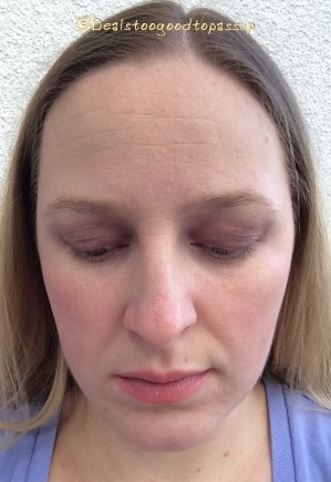 Julep Eyeshadow 101 Orchid Shimmer 2