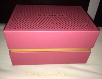 Birchbox Luxe List 3
