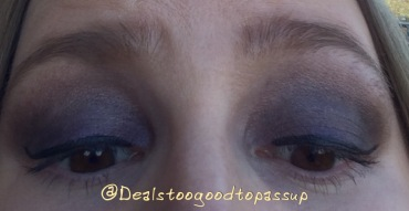 Estee Lauder Holiday Palette Purple Base 2