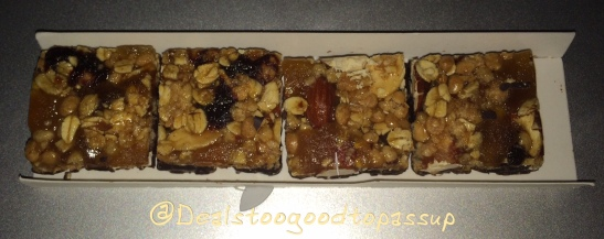 goodnessknows snack bar