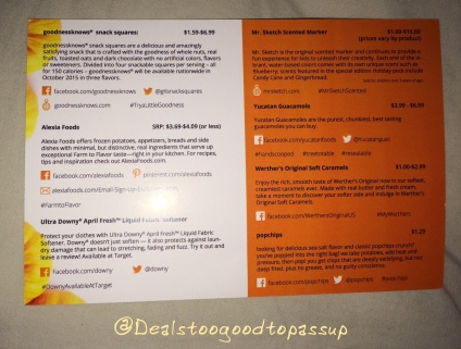 Influenster Pumpkin VoxBox 3