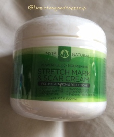 Insta Natural Strecth Mark Cream