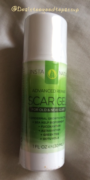 InstaNatural Scar Gel