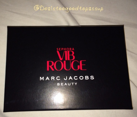 Sephora VIB Rouge Qualification 2015