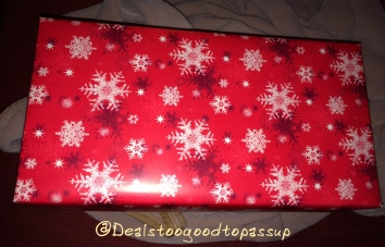Custom Christmas Box