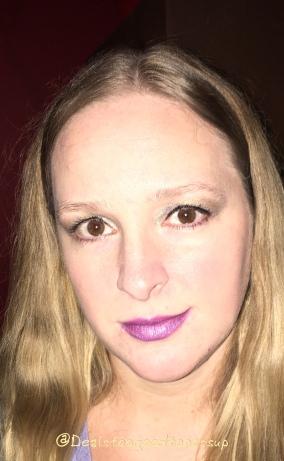 Kiko Milano Lipstick Violet